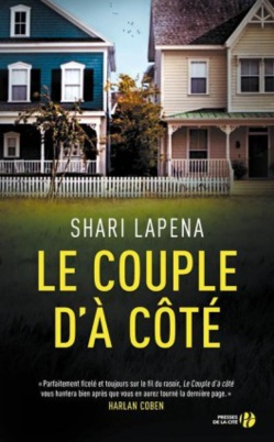 « Le couple d'à côté » de Shari Lapena