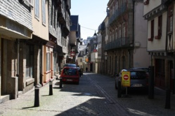 (Photo d'illustration - Rue Ange de Guernisac - Morlaix)